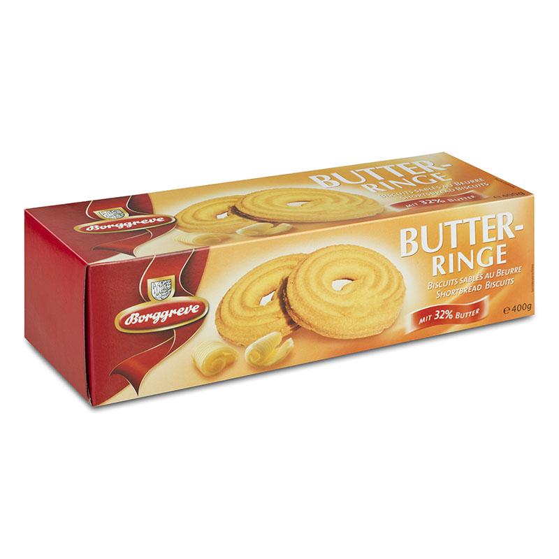 Borggreve Butter Ringe Cookies